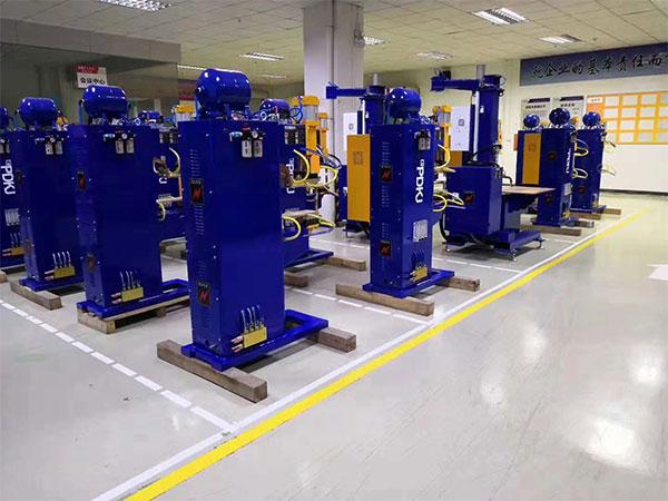 普电-成品生产线