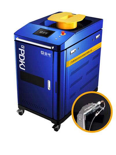 手持式激光焊机