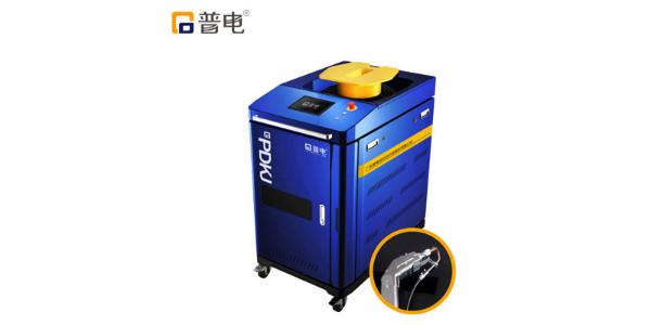 怎样选择适合自己产品的激光焊接机?