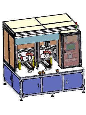 双工位光纤激光焊接机
