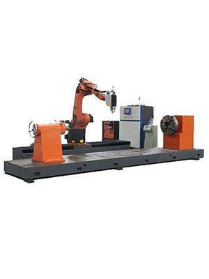 移动机器人激光焊接工作站
