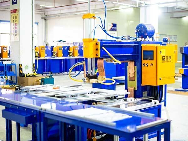 普电-车间生产基地