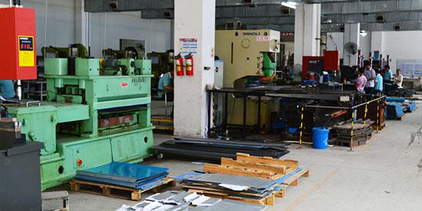 普电告诉您点焊机循环焊接的四个阶段